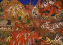 仏画4_地獄
